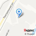 Амурская региональная транспортная компания на карте Благовещенска