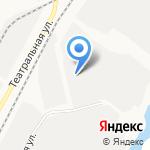 Благовещенский комбинат железобетонных изделий на карте Благовещенска