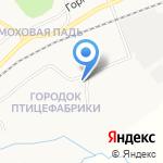 Городская поликлиника №2 на карте Благовещенска