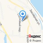 Детский сад №45 на карте Благовещенска