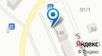 Компания Берг на карте