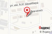 Схема проезда до компании УК Империя паллет в Дзержинском