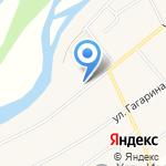 Администрация Усть-Ивановского сельсовета на карте Благовещенска