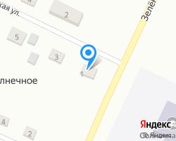 Схема местоположения почтового отделения 676936