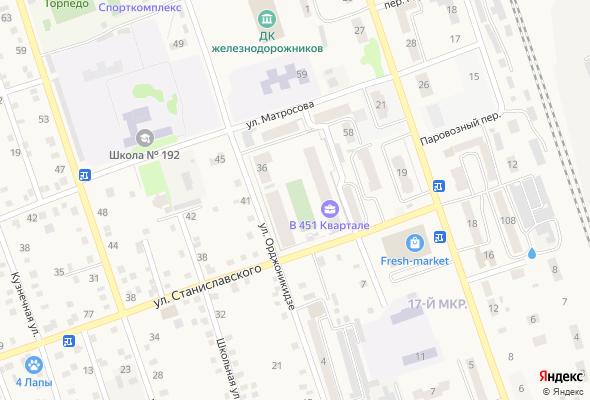 продажа квартир По ул. Станиславского (451 квартал)