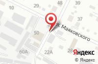 Схема проезда до компании Семь Дней в Белогорске