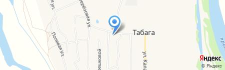 Детский сад №103 на карте Табаги