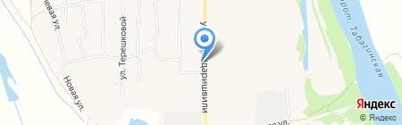 Нурай на карте Табаги