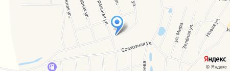 Сандал на карте Хатассов