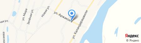Якутский Расчетный Центр на карте Хатассов