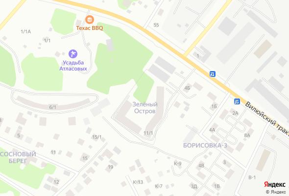 купить квартиру в ЖК Зеленый остров