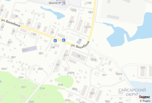 ЖК по ул. Билибина, 111 квартал
