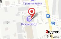 Схема проезда до компании Фаэтон в Якутске