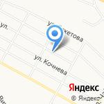 Столица запчастей на карте Якутска