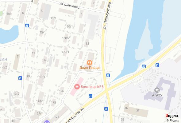 жилой комплекс по Сергеляхскому шоссе (первый объект), 94 квартал