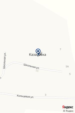 ВЕТЕРИНАРНЫЙ УЧАСТОК СЕЛА КАЗАНОВКА на карте Варны