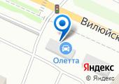 ИП Минеева М.С. на карте