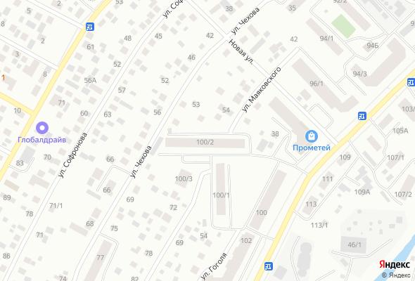 жилой комплекс по ул. Лермонтова, 103 квартал (позиция 39)