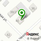 Местоположение компании ВЛК-КАРГО