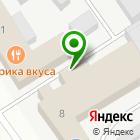 Местоположение компании МягКор