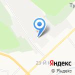 Магазин рабочей и спецодежды на карте Якутска