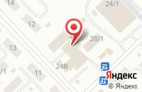 Схема проезда до компании Саха Рекордс в Якутске