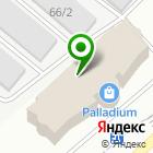 Местоположение компании Орион-мебель