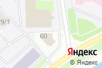 Схема проезда до компании Блиц в Якутске