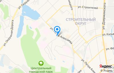 Местоположение на карте пункта техосмотра по адресу г Якутск, ул Котенко, д 2Г, пом 15