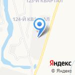 Магазин сыров и молочной продукции на карте Якутска