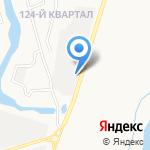Тапкин Дом на карте Якутска