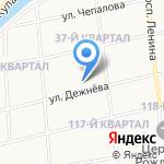 Якутский Государственный Театр Эстрады на карте Якутска