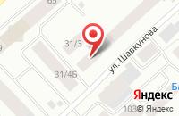 Схема проезда до компании Ломбард СитиКредит в Подольске