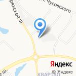 Саханефтегазсбыт на карте Якутска