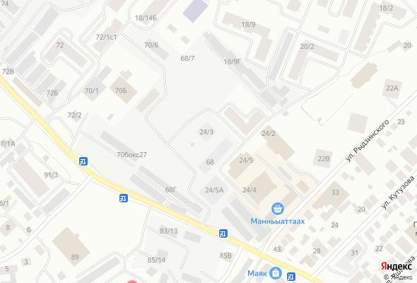 жилой комплекс по ул. П.Алексеева, поз. 101
