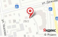 Схема проезда до компании Общество С Ограниченной Ответственностью Сноувэлли в Якутске