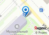 Союз композиторов на карте