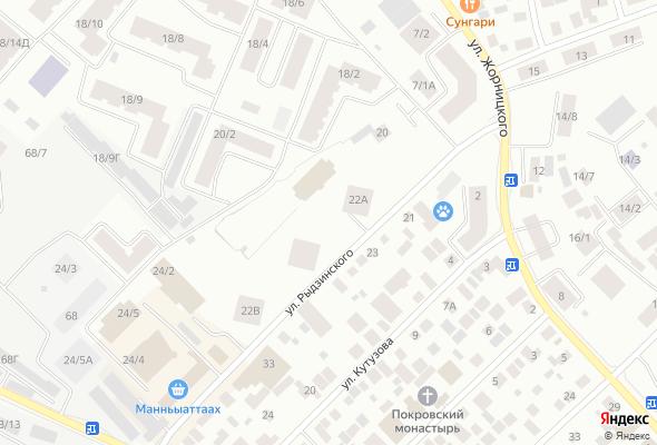 фото ЖК по ул. Рыдзинского (16 квартал)
