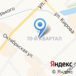 Русское Радио на карте Якутска