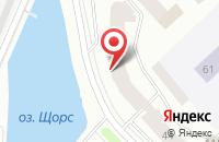 Схема проезда до компании Илгэ в Якутске