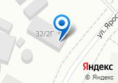 Автостекло на Ярославского на карте