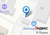 Автоярмарка на Окружной на карте