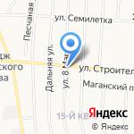 Ремстрой на карте Якутска