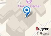 Служба информации рекламы и контроля на карте
