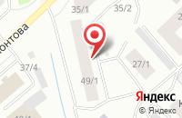 Схема проезда до компании Продукт в Якутске
