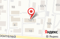 Схема проезда до компании НД-Монтажпласт в Новом