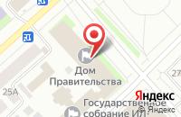 Схема проезда до компании Тюсюлгэ в Якутске