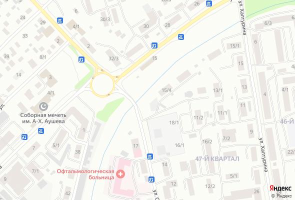 ЖК ул. Свердлова 18
