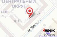 Схема проезда до компании Новости Якутии в Якутске