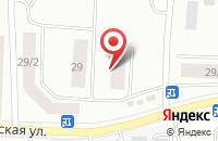 Схема проезда до компании Картинфо в Якутске